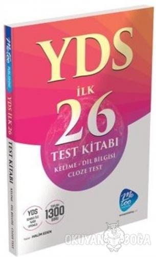 YDS İlk 26 Test Kitabı