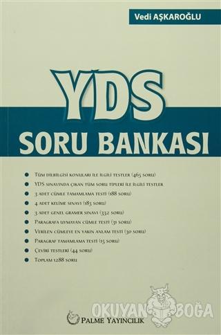 YDS Soru Bankası - Vedi Aşkaroğlu - Palme Yayıncılık - Hazırlık Kitapl