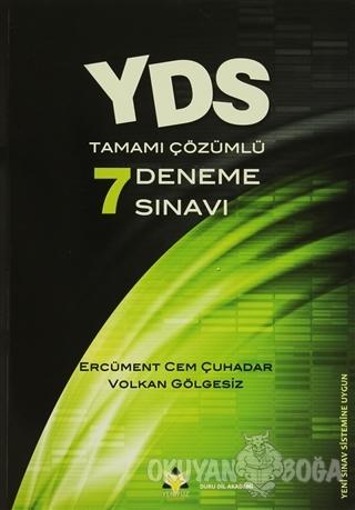 YDS Tamamı Çözümlü 7 Deneme Sınavı