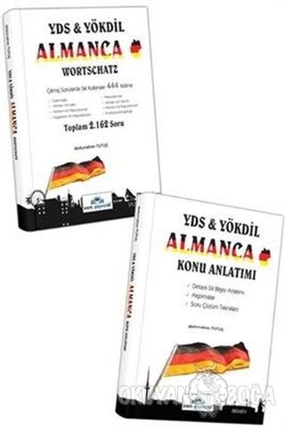 YDS YÖKDİL Almanca Konu Anlatımlı