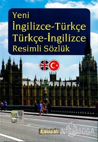 Yeni İngilizce-Türkçe Türkçe-İngilizce Resimli Sözlük - Yiğit Gergin -