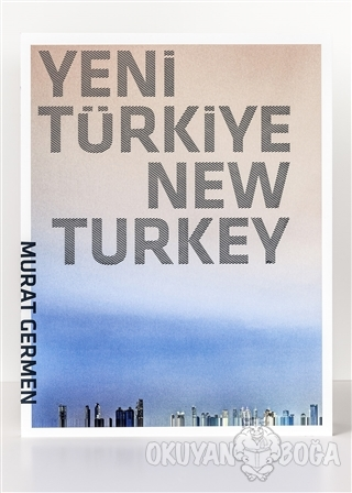 Yeni Türkiye - New Turkey (Ciltli) - Murat Germen - Masa Yayınevi