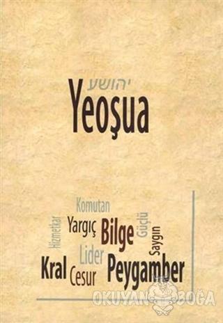 Yeoşua (Ciltli) - Kolektif - Gözlem Gazetecilik - Özel Ürünler