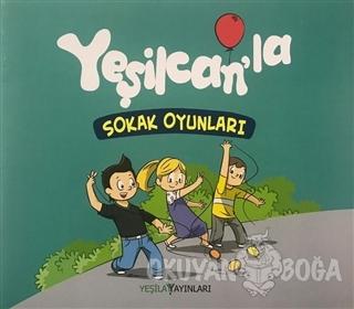 Yeşilcan'la Sokak Oyunları - Kolektif - Yeşilay Yayınları