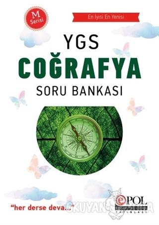 YGS Coğrafya Soru Bankası - Kadir Üçpınar - Epol Yayınları