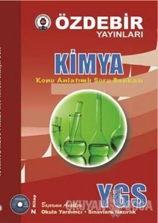 YGS Kimya Konu Anlatımlı Soru Bankası - Kolektif - Öz-De-Bir Yayınları