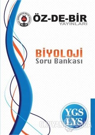YGS-LYS Biyoloji Soru Bankası - Kolektif - Öz-De-Bir Yayınları