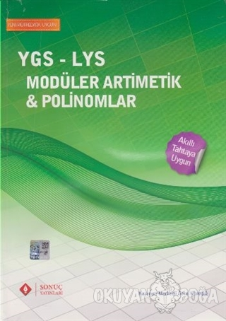 YGS-LYS Modüler Aritmetik - Polinomlar