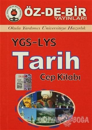YGS-LYS Tarih Cep Kitabı - Kolektif - Öz-De-Bir Yayınları