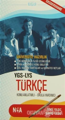 YGS - LYS Türkçe Konu Anlatımlı - Okula Yardımcı - Şükrü Yıldız - Nesa