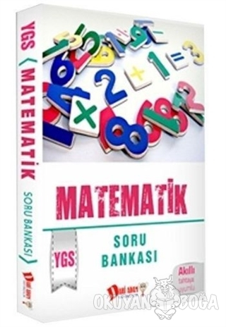 YGS Matematik Soru Bankası - Kolektif - Dahi Adam Yayıncılık
