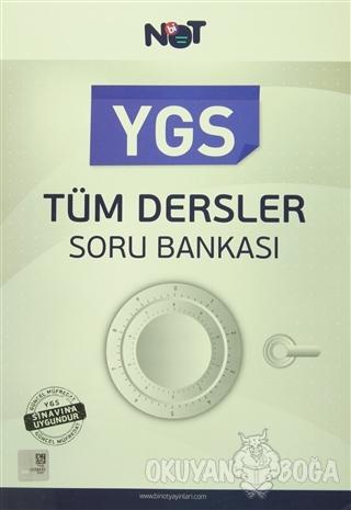YGS Tüm Dersler Soru Bankası - Kolektif - Bi Not Yayınları
