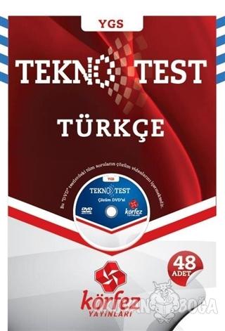 YGS Türkçe Tekno Poşet Test Çözüm (DVD'li) - Kolektif - Körfez Yayınla
