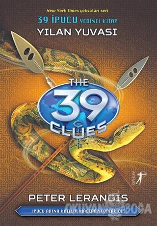Yılan Yuvası - 39 İpucu Yedinci Kitap
