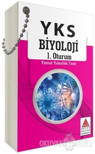 YKS 1. Oturum Biyoloji Kartları (TYT) - Melek Yılmaz - Delta Kültür Ba