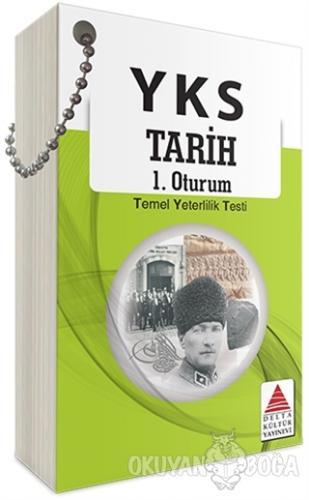 YKS 1. Oturum Tarih Kartları (TYT) - İbrahim Kaygısız - Delta Kültür B