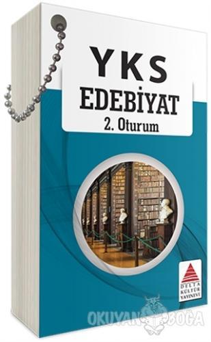 YKS 2. Oturum Edebiyat Kartları - Tufan Şahin - Delta Kültür Basım Yay