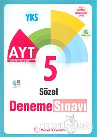 YKS - AYT 5 Sözel Deneme Sınavı Kolektif