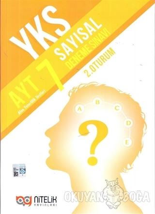 YKS AYT Sayısal 7 Deneme Sınavı (2. Oturum) - Kolektif - Nitelik Yayın
