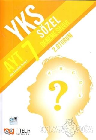 YKS AYT Sözel 7 Deneme Sınavı (2. Oturum) - Kolektif - Nitelik Yayınla