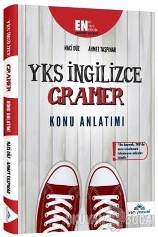 YKS İngilizce Gramer Konu Anlatımı - Ahmet Taşpınar - İrem Yayıncılık