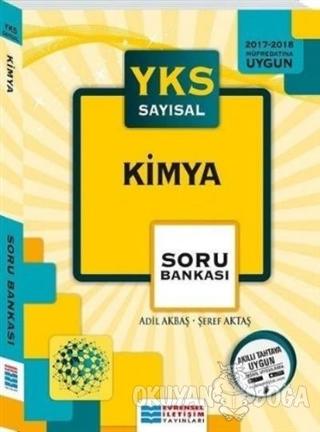 YKS Kimya Soru Bankası - Kolektif - Evrensel İletişim Yayınları