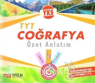 YKS TYT Coğrafya Özet Anlatım - Yusuf Aydın - Nitelik Yayınları - YKS