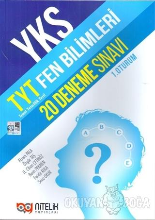 YKS TYT Fen Bilimleri 20 Deneme Sınavı (1. Oturum) - Ekrem Pala - Nite