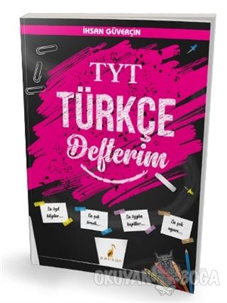 YKS TYT Türkçe Defterim