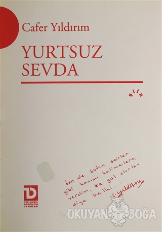 Yurtsuz Sevda - Cafer Yıldırım - Toplumsal Dönüşüm Yayınları