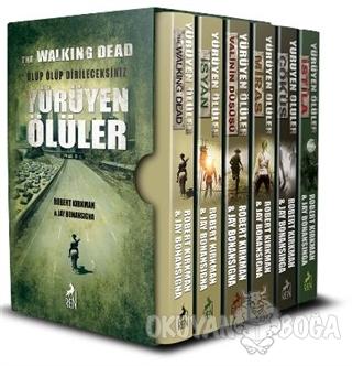 Yürüyen Ölüler (6 Kitaplık Kutulu Set) - Jay Bonansigna - Ren Kitap