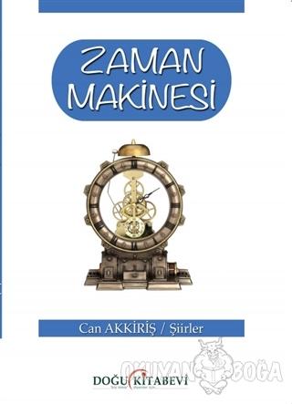 Zaman Makinesi - Can Akkiriş - Doğu Kitabevi