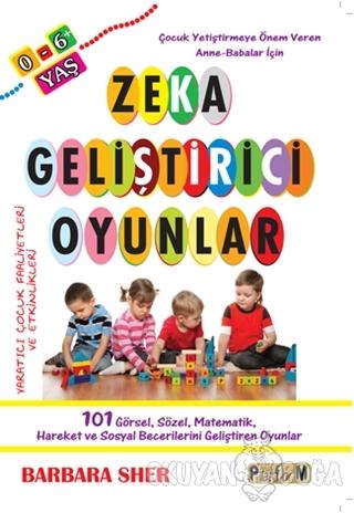 Zeka Geliştirici Oyunlar - Barbara Sher - Platform Yayınları