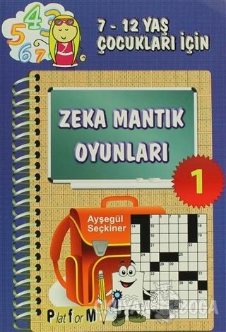 Zeka Mantık Oyunları 1