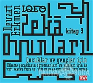Zeka Oyunları Kitap: 3 - Nevzat Erkmen - Top Yayıncılık