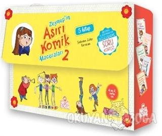 Zeynep'in Aşırı Komik Maceraları 2 - Şebnem Güler Karacan - Nesil Çocu