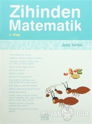Zihinden Matematik 2. Kitap - Judy Tertini - 1001 Çiçek Kitaplar