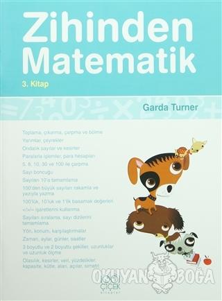 Zihinden Matematik 3. Kitap - Garda Turner - 1001 Çiçek Kitaplar
