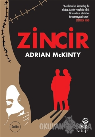 Zincir - Adrian McKinty - Hep Kitap