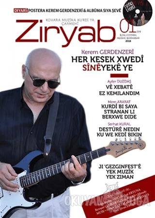Ziryab Kürtçe Müzik Dergisi Sayı: 1