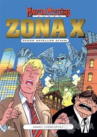 Zona X Sayı: 5 - Ukbar / Perde Arkası - Kolektif - Çizgi Düşler Yayıne