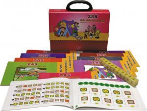 ZAS (Zihin Aktivasyon Sistemi) 2. Sınıf (5 kitaplık set)