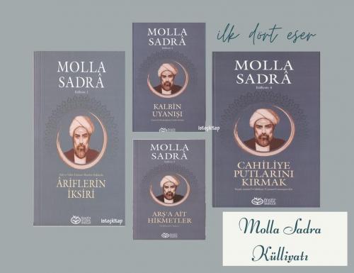 MOLLA SADRA KÜLLİYATI 4 CİLT TAKIM Molla Sadra
