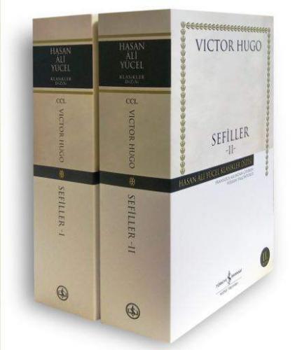 Sefiller (2 Cilt) - (Karton Kapak) %18 indirimli Victor Hugo