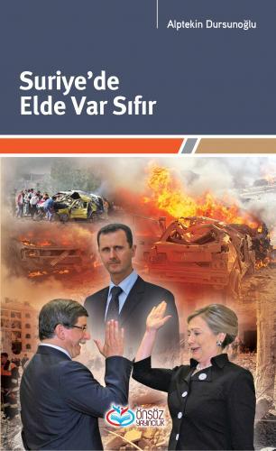 Suriye'de Elde Var Sıfır %35 indirimli Alptekin Dursunoğlu