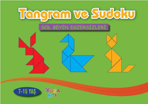 angram ve Sudoku (7-15 Yaş) Sol Beyin Egzersizleri