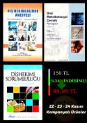 22Kasım'a Özel 3 Ders Kitapları - 1