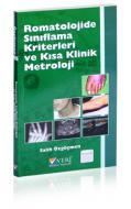 Romatolojide Sınıflama Kriterleri ve Kısa Klinik Metroloji