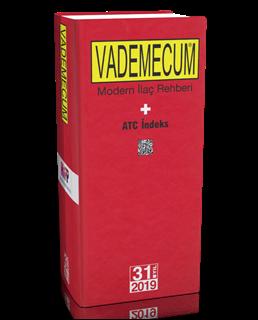 Vademecum Modern İlaç Rehberi 2016 (Ciltli)