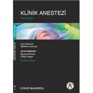 Klinik Anestezi